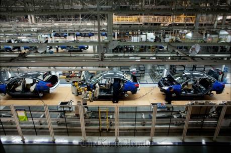 Sản lượng xe Hyundai và Kia tại Trung Quốc có thể thấp nhất trong 10 năm