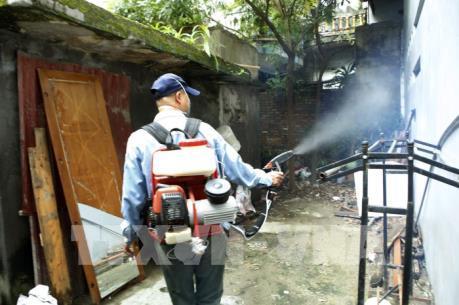 Nguy cơ phát sinh các ổ bệnh sốt xuất huyết ở Hà Nội