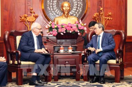 TP Hồ Chí Minh muốn IFC tiếp tục hỗ trợ xử lý rác thải