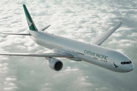 Sân bay Hong Kong đóng cửa, cổ phiếu Cathay Pacific Airways thấp nhất 10 năm