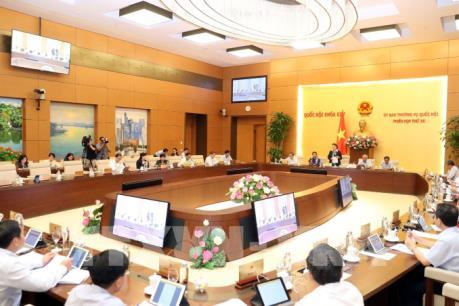 15 bộ trưởng, trưởng ngành trả lời chất vấn tại phiên họp Ủy ban Thường vụ Quốc hội