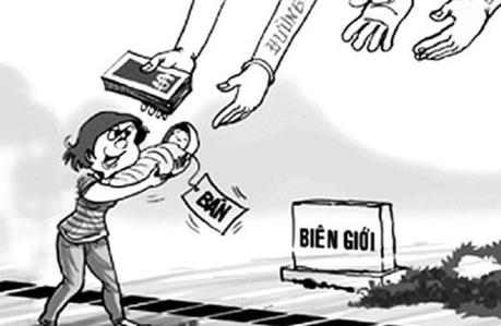 Khoảng 5,6% trẻ em Việt Nam có khả năng bị buôn bán