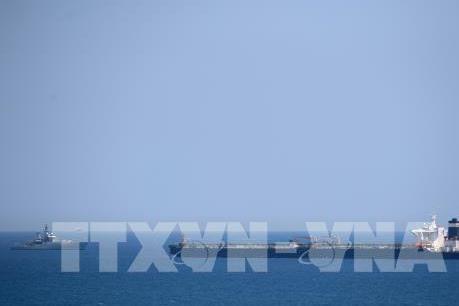 Anh sẽ sớm thả tàu chở dầu Grace 1 của Iran