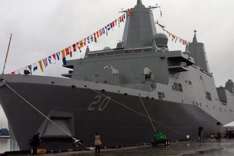 Trung Quốc từ chối 2 tàu Hải quân của Mỹ thăm Hong Kong