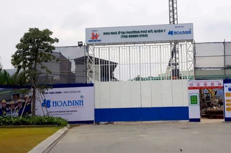 Tp. Hồ Chí Minh: Nhiều dự án xây dựng quy mô lớn bị phát hiện xây dựng sai phép