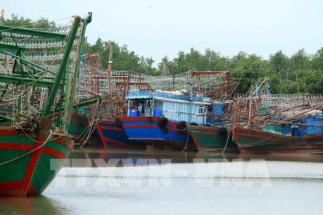 Khánh Hòa gắn thiết bị giám sát hành trình cho các tàu cá