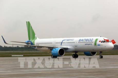 Quy mô đội bay của Bamboo Airways được tăng lên 30 tàu bay