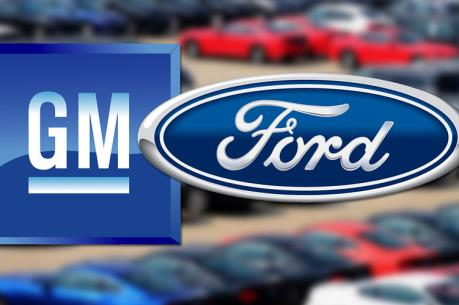 GM và Ford dự phòng cho khả năng xảy ra suy thoái kinh tế