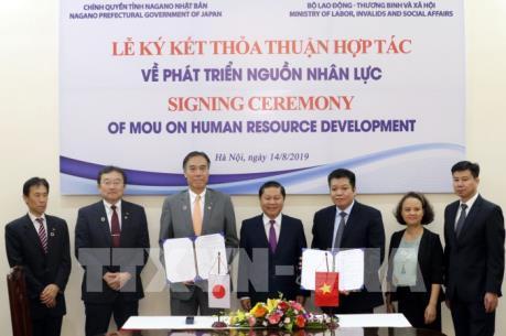 Nagano (Nhật Bản) muốn tăng lao động Việt Nam làm việc tại tỉnh