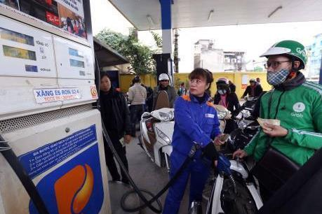 Quỹ bình ổn giá xăng dầu của Petrolimex tăng 191 tỷ đồng
