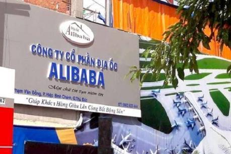 Làm rõ nội dung báo phản ánh liên quan đến Công ty địa ốc Alibaba
