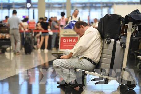 Trung Quốc lên án hành động bạo lực của người biểu tình tại sân bay quốc tế Hong Kong