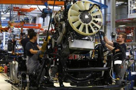 """Đức """"gia nhập"""" nhóm quốc gia châu Âu đang trong tình cảnh kinh tế trì trệ"""