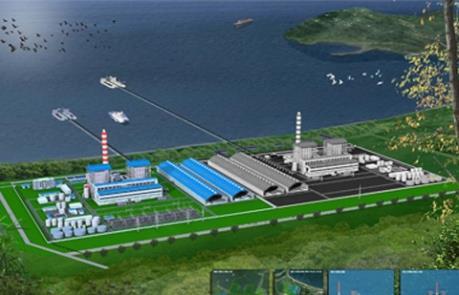 Dự án Nhà máy nhiệt điện BOT Vân Phong 1 chú trọng công tác xử lý tro xỉ thải
