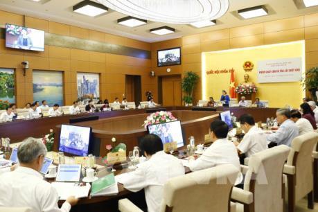 Thực hiện đồng bộ, hiệu quả các nghị quyết, kết luận của Ủy ban Thường vụ Quốc hội