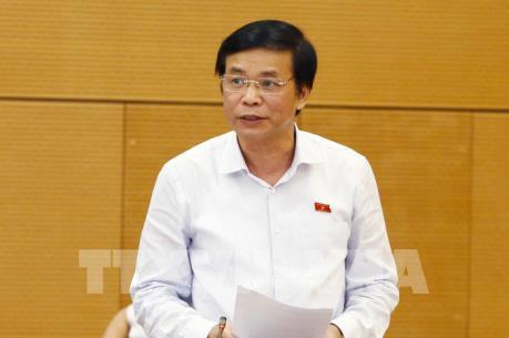 Đẩy mạnh thực hiện các nghị quyết, kết luận của Ủy ban Thường vụ Quốc hội