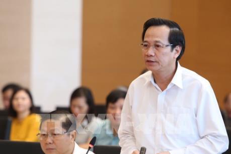 Phiên họp thứ 36 của Uỷ ban Thường vụ Quốc hội