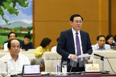 Phiên họp thứ 36 của Ủy ban Thường vụ Quốc hội