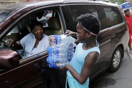Mỹ: Nước sinh hoạt ở Newark nhiễm chì