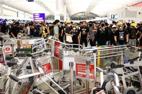 Hong Kong (Trung Quốc) rút lại dự luật dẫn độ