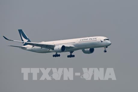 Hãng hàng không Cathay Pacific thay đổi lãnh đạo