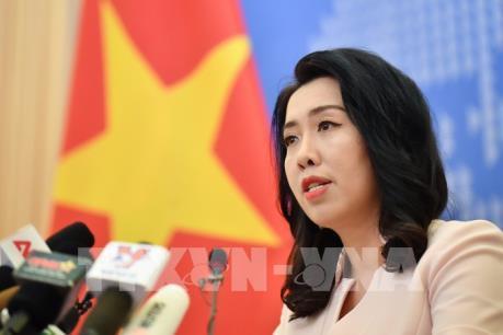 Họp báo thường kỳ Bộ Ngoại giao: Việt Nam đặt mua vaccine phòng, chống COVID-19