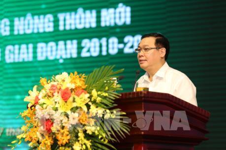 Phó Thủ tướng: Tránh tư tưởng thỏa mãn, tự bằng lòng trong xây dựng nông thôn mới