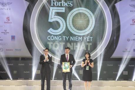 PVFCCo đoạt 3 danh hiệu uy tín