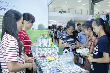 Việt Nam và Lào hợp tác phát triển ngành công thương, năng lượng và mỏ