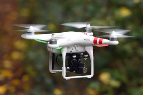 Drone - Trợ thủ đắc lực cho người trồng nho ở Luxembourg