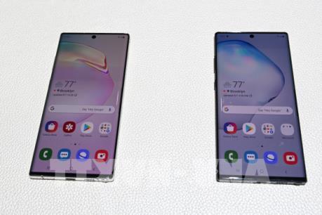 """Samsung Galaxy Note 10 thiếu """"đột phá"""" giữa dàn smartphone"""