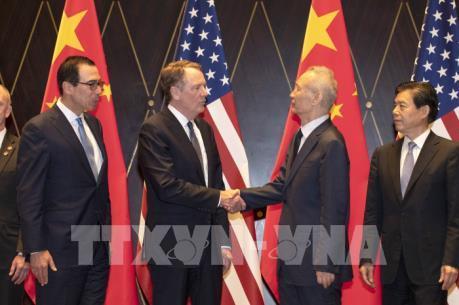 Trung Quốc sẵn sàng giải quyết thương chiến với Mỹ thông qua đối thoại
