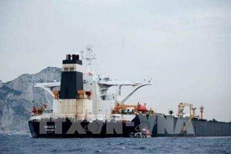 Tàu chở dầu Grace 1 của Iran chính thức rời Gibraltar