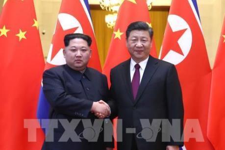 """Trung Quốc khẳng định quan hệ với Triều Tiên bước sang """"chương sử mới"""""""