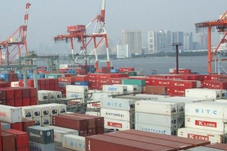 Nhật Bản thâm hụt thương mại 2,34 tỷ USD trong tháng 7/2019