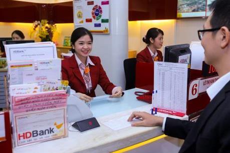 HDBank dành 10.000 tỷ đồng vốn vay ưu đãi cho khách hàng cá nhân
