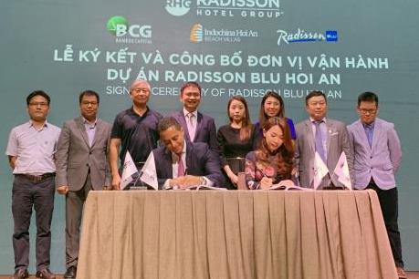 Radisson Blu Hội An sẽ được vận hành theo chuẩn 5 sao quốc tế