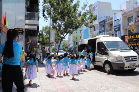 Hà Nội yêu cầu nhà trường thông báo quy trình đưa đón, quản lý trẻ cho phụ huynh