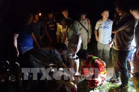 Ít nhất 8 công dân Trung Quốc tử vong trong vụ tai nạn xe khách tại Lào