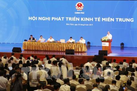 Nhóm giải pháp lớn thúc đẩy phát triển kinh tế vùng miền Trung