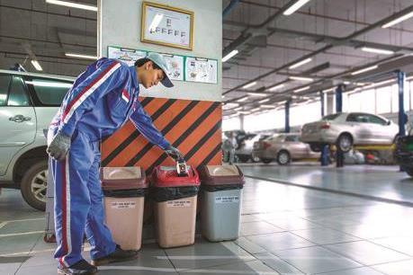 Toyota Việt Nam với nhiều hoạt động bảo vệ môi trường 2019