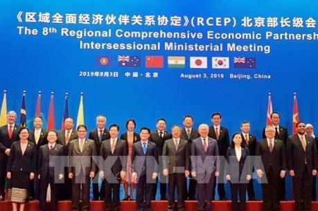 Các nước châu Á-Thái Bình Dương cam kết sớm hoàn tất RCEP