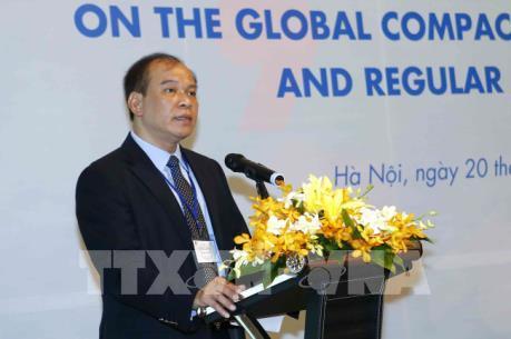 Hội nghị phổ biến Thỏa thuận toàn cầu về Di cư hợp pháp 