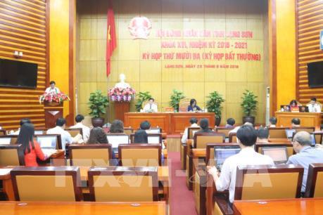 Lạng Sơn: Số đơn vị hành chính cấp xã sẽ giảm mạnh sau sắp xếp