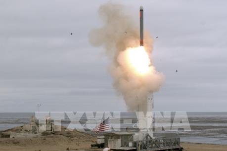 Mỹ sẽ phát triển tên lửa bay nhanh gấp 5 lần tốc độ âm thanh