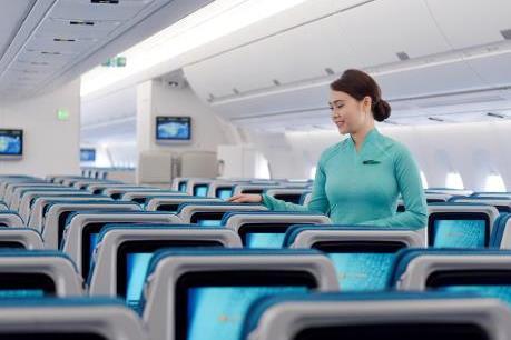Có thể truy cập internet trên máy bay Vietnam Airlines từ 10/10