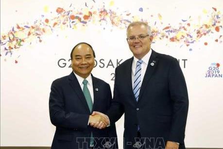 Thủ tướng Australia mong muốn phát huy hết tiềm năng của mối quan hệ với Việt Nam