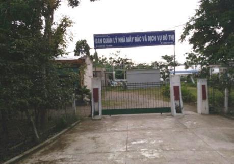 Nhiều sai phạm tại Ban Quản lý Nhà máy rác và dịch vụ đô thị thị xã An Khê