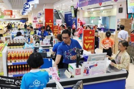 Hệ thống siêu thị Co.opmart giảm giá mạnh hơn 30.000 sản phẩm hàng Việt