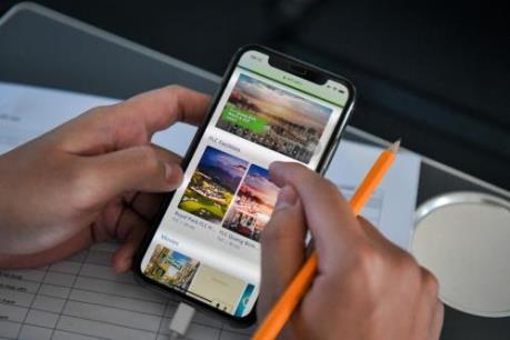Bamboo Airways áp dụng công nghệ giải trí không dây trên hành trình bay